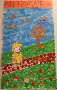 Idée d'activité pour l'automne à l'école maternelle