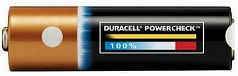 Principe de fonctionnement Duracell Powercheck