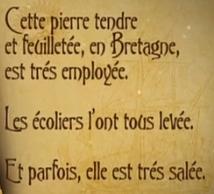Faute de français Fort Boyard