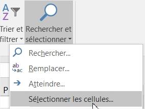 Comment supprimer toutes les images feuille Excel