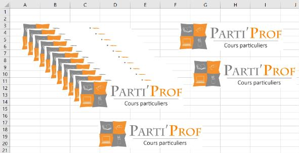 Suppression de plusieurs images feuille Excel