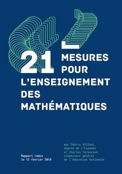 Améliorer l'enseignement des mathématiques