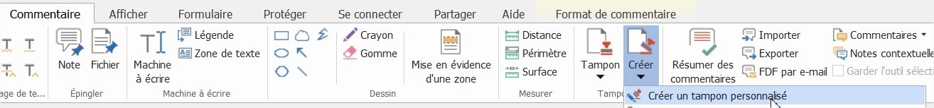 Ajouter un filigrane à un PDF