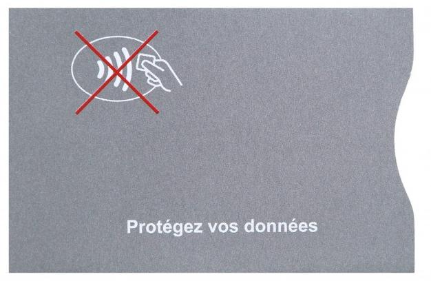 Fonctionnement blocage anti RFID