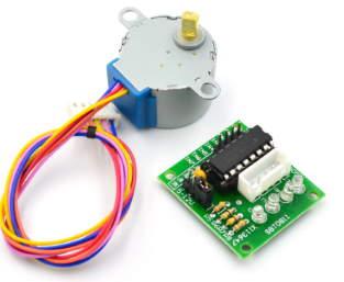 Moteur pas à pas bras robotisé Arduino
