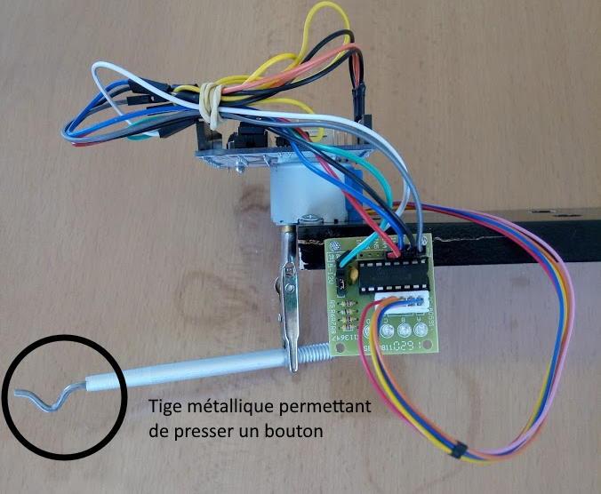 Créer un bras robotisé Arduino